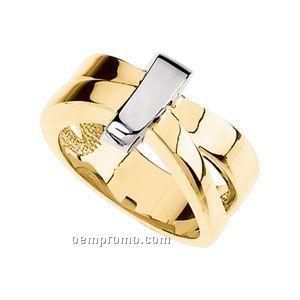 14kt Metal Fashion Ring