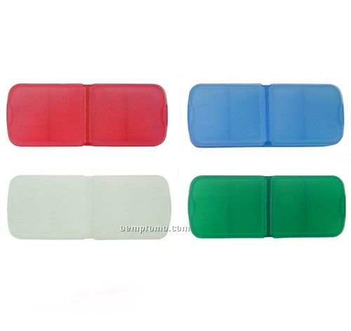 Pill Box Bandage Holder