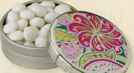 Mini Mints In Medium Clic Clac Tin