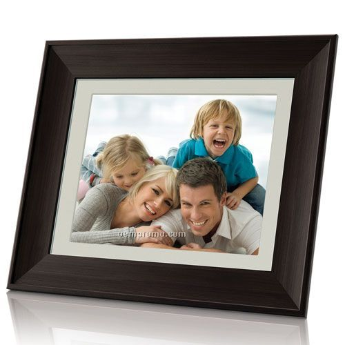 """Coby Dp1052 10"""" Digital Photo Frame With Multimedia Playback"""