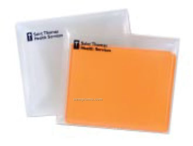 "Polypropylene Portfolio Conformer Envelope (9-3/4""X12-1/4"" )"