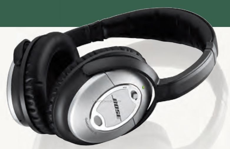 Quiet Comfort 15 Headphones (Silver)