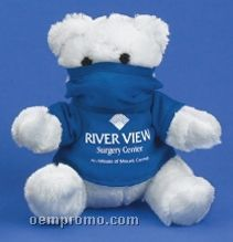 "Scrubs Uniform For Huggable 5"" Extra Soft Stock Bear"