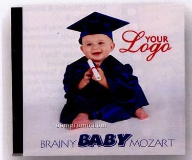 Brainy Baby Mozart Music CD