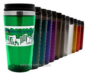15oz. Acrylic Tumbler With Speciality Pyrogggrip Ink!