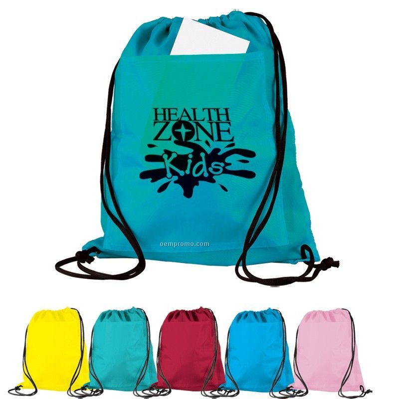 Cinch-up Backpack Cooler - Closeout Colors