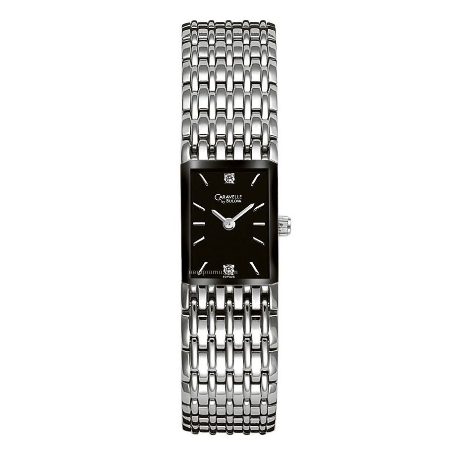 Caravelle By Bulova- Ladies' Analog Wrist Watch