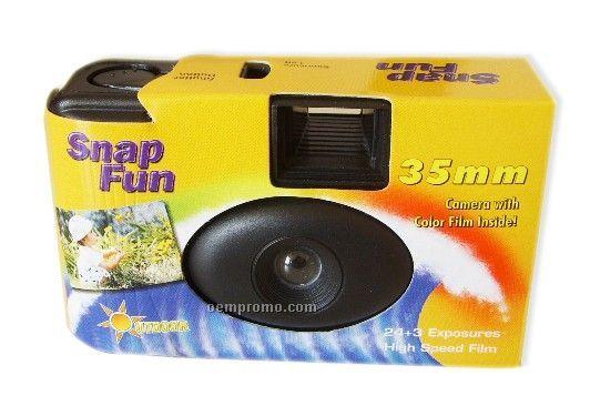 Disposable Waterproof Camera