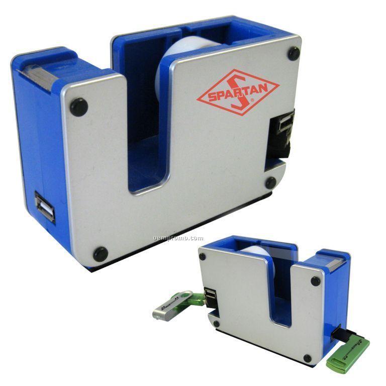 Hub/ Tape Dispenser