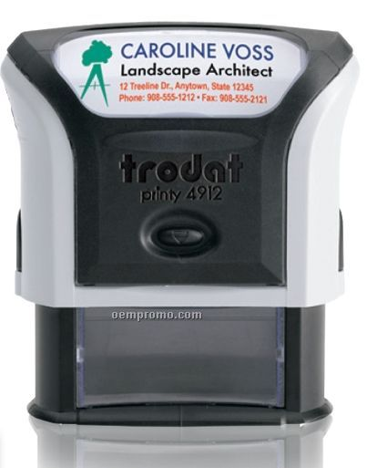 "Multi-color Self Inking Stamp (1-7/8""X3/4"")"