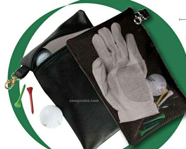 Golf Accessory Bag / All Purpose Pouch