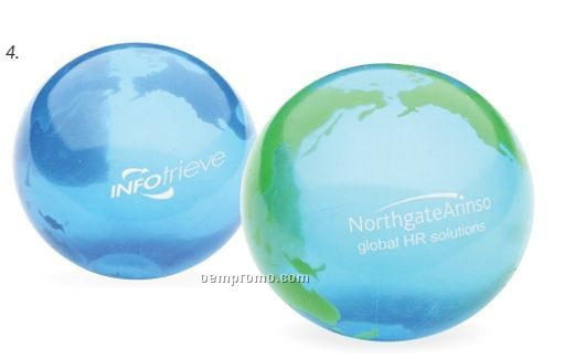Uniqgel Bead Earth Stress Ball