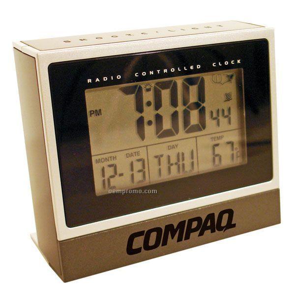 Boxy Atomic Clock