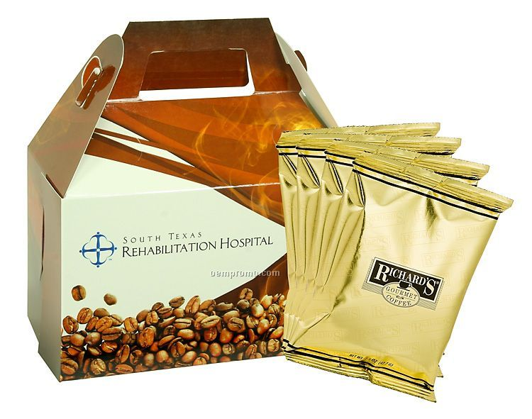 Gourmet Gift Box - Coffee Design