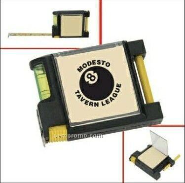 Tape Measure W/ Memo Pad Holder