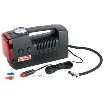 300psi Air Compressor & Flashlight