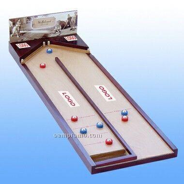 Wooden Shuffle Board