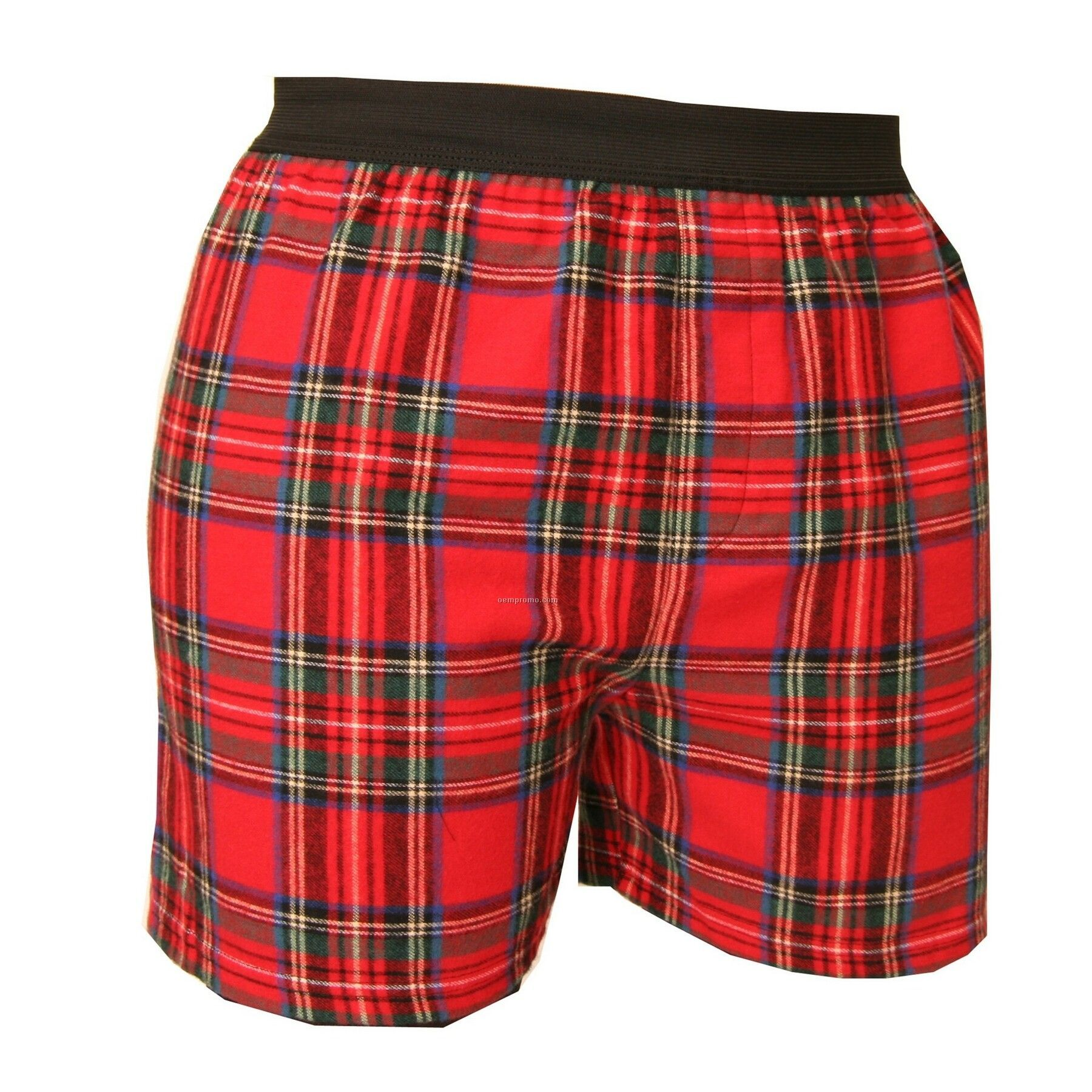 Youth Stewart Plaid Classic Boxer Short