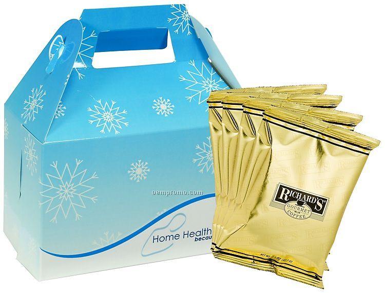 Gourmet Gift Box - Snowflake Design