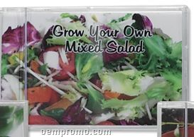 Grown Your Own Mixed Salad Kit