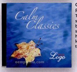 Calm Classics Music CD