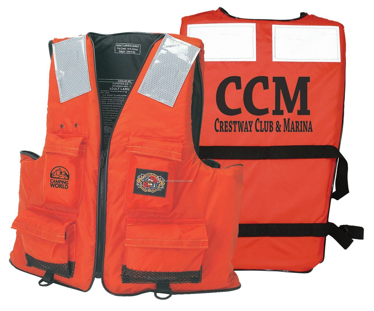 First Mate Life Vest (Blank)
