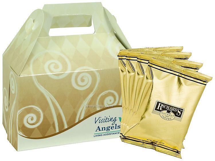 Gourmet Gift Box - Swirl Design
