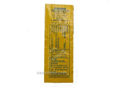 Neosporin Antibiotic Ointment Packet