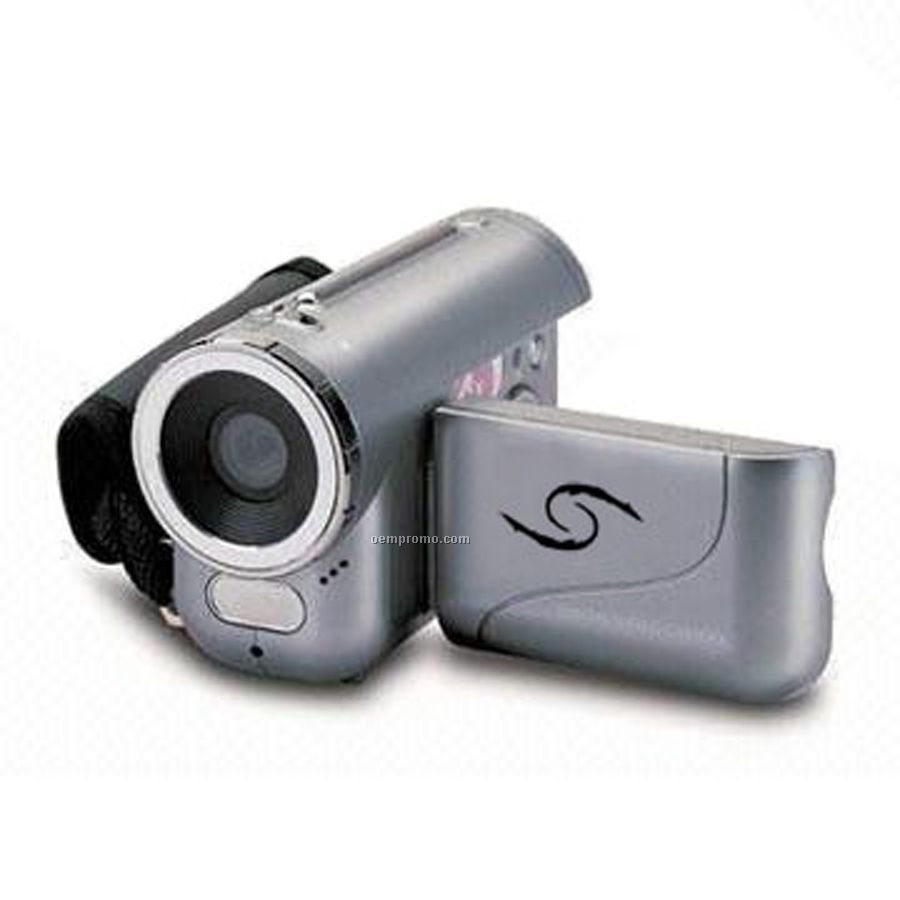 "Digital Video Camera With 1.5"" Screen"
