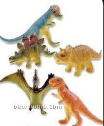 Realistic Dinosaur Assortment (144 Pack)