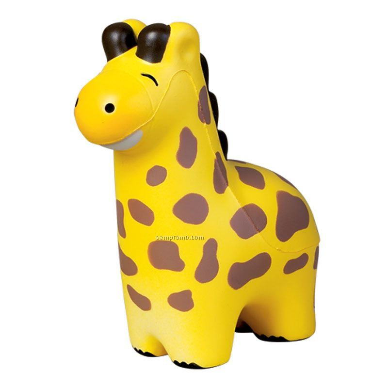 Giraffe Squeeze Toy