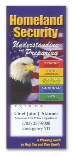 Homeland Security Pocket Pro Brochure