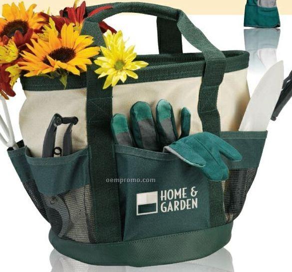 Seasons Garden Tool Tote Bag