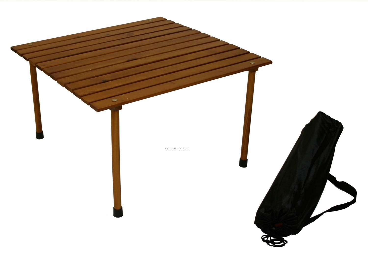 Wood Low Table ~ Original low wood portable table in a bag china wholesale