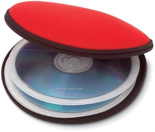Round CD Case