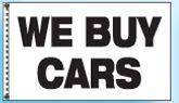 Stock Dealer Logo Flags - We Buy Cars