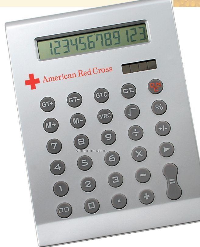 4 Port USB 1.0 Hub/ Desktop Calculator
