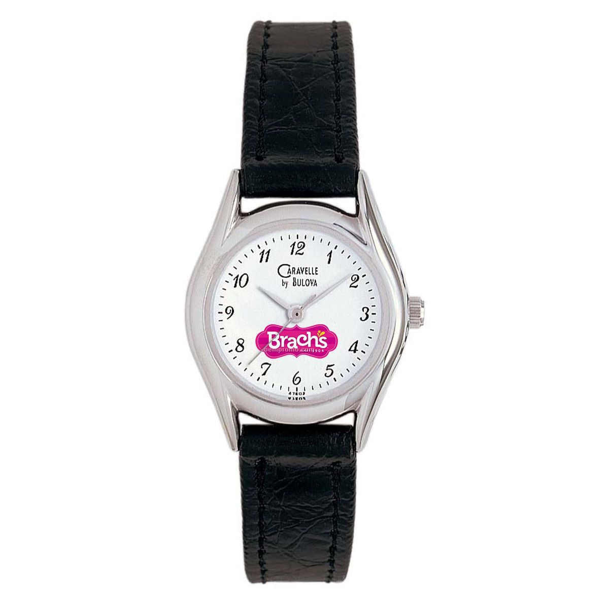 Caravelle Ladies` Analog Wrist Watch