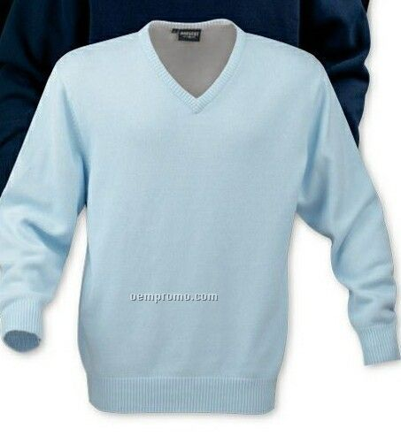 Carson Men's V-neck Sweater