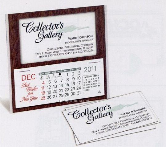 The Woodridge Warwick Premier Desk Calendar