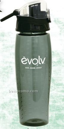 24 Oz. Groove Bpa Free Sports Bottle