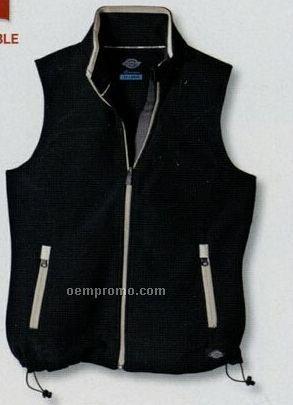 Colorblock Softshell Vest