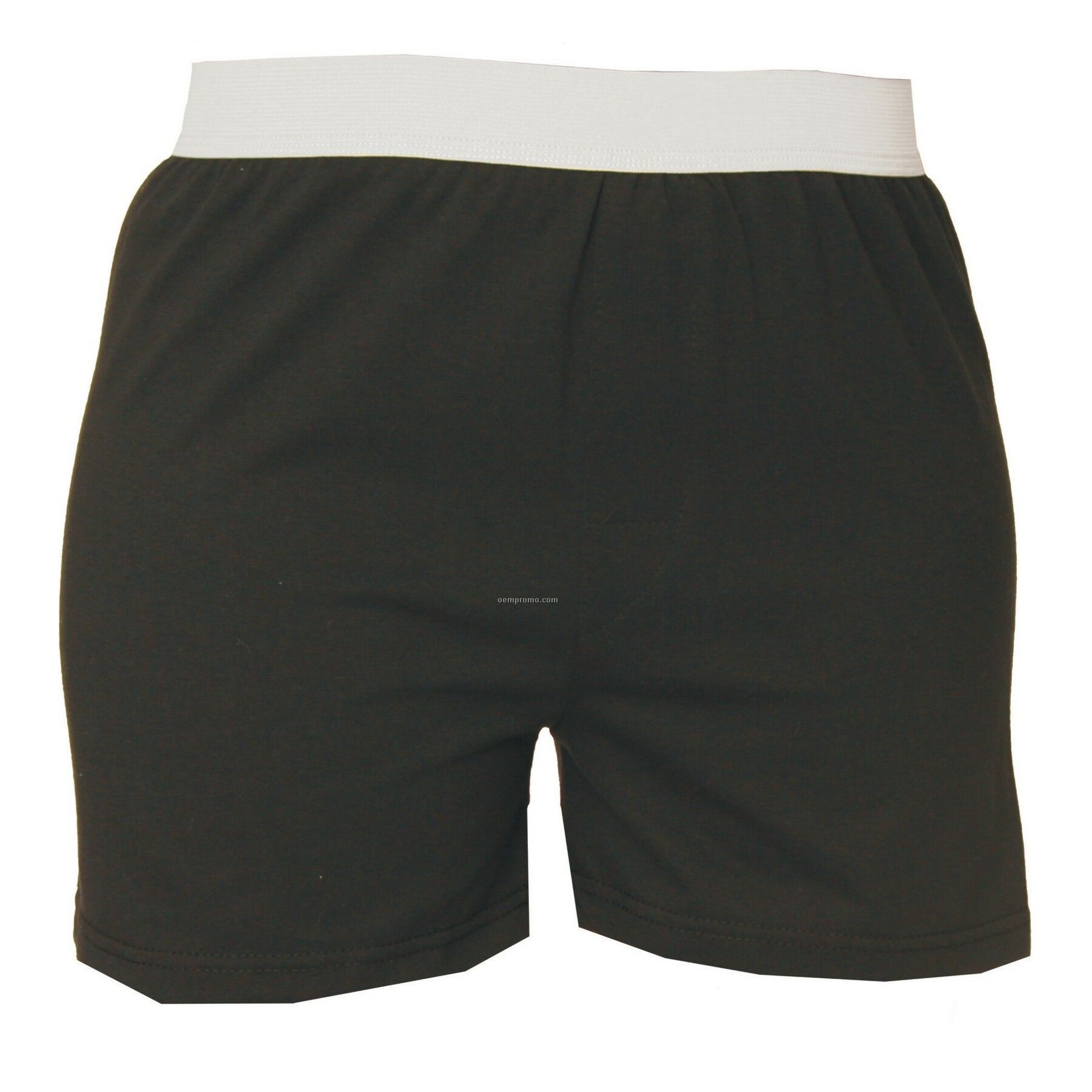 Youth Black Back To Basic Boxer