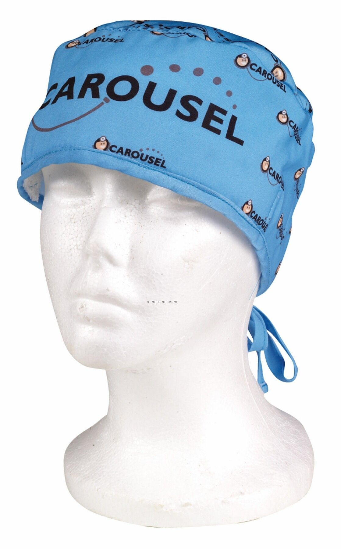 Dye Sublimated Scrub Cap