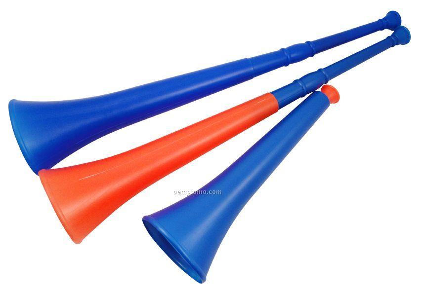 Two Pieces Vuvuzela Plastic Horn, Stadium Horn, Soccer Sport Horn