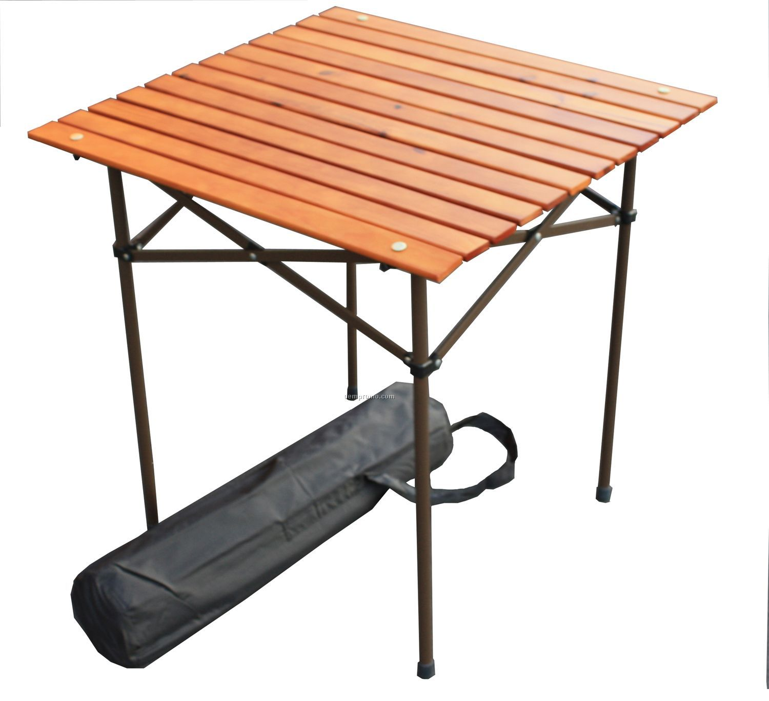 Wood Portable Table In A Bag. Wood Portable Table In A Bag  27 X27 X27   China Wholesale Wood