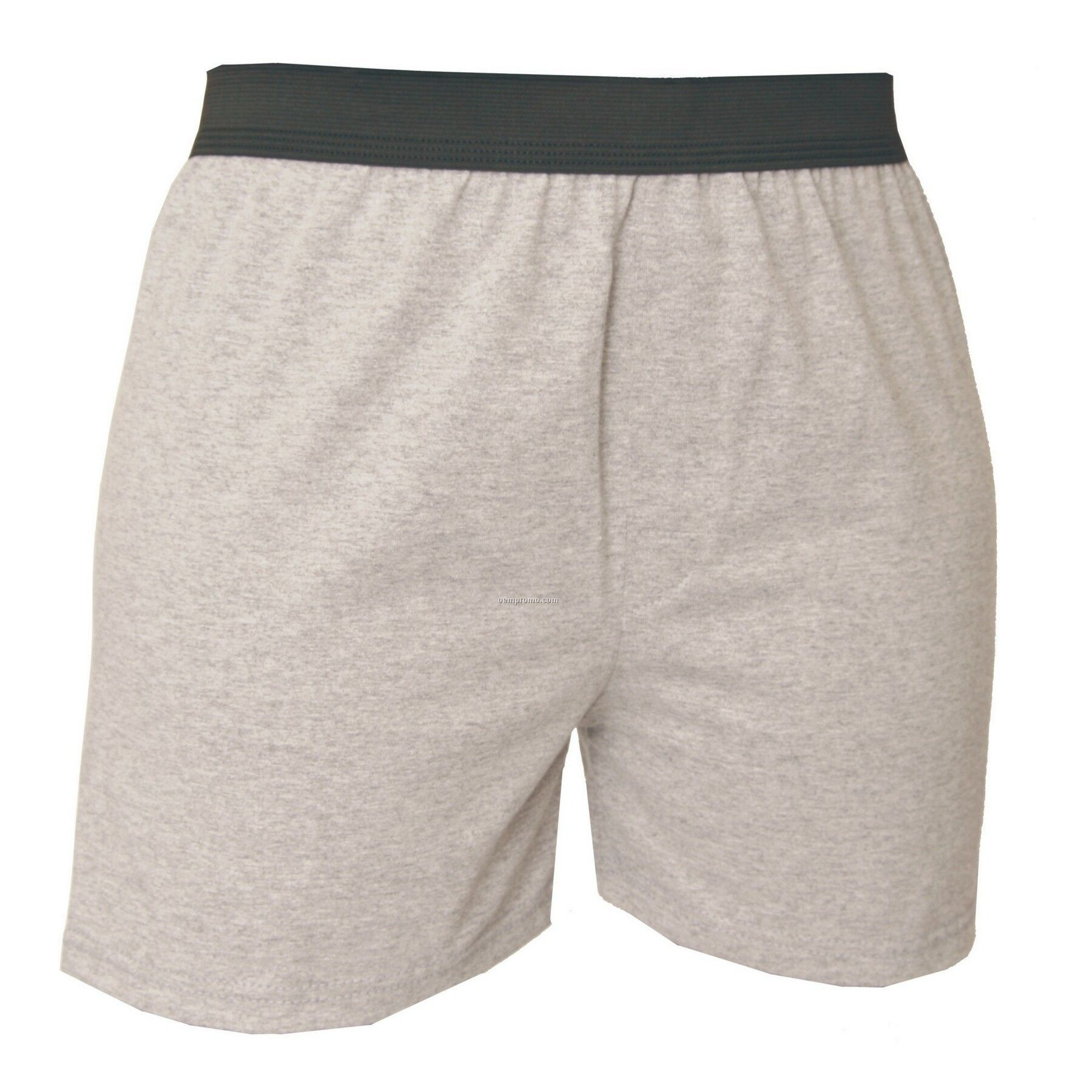 Youth Heather Gray Back To Basic Boxer