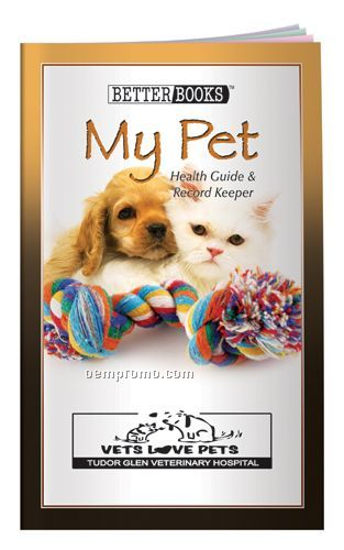 Better Book - My Pet Health Guide & Record Keeper