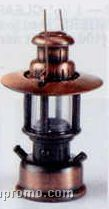 Bronze Metal Pencil Sharpener - Lantern