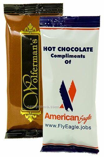 Custom Printed Hot Chocolate - Tall (Direct Printing)